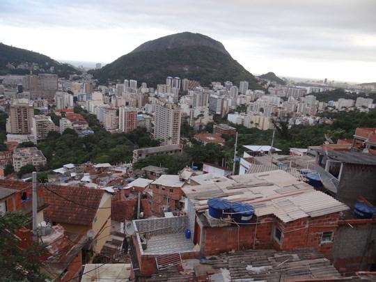 22. Panorama Rio din Piata Michael Jackson