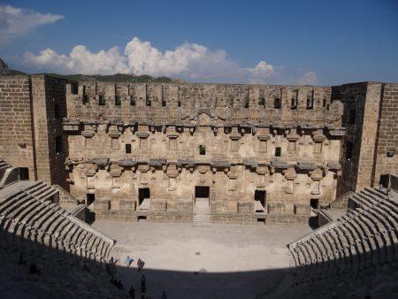 22. Teatru Aspendos, Antalya
