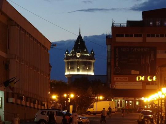 24.  Turnul de apa - Drobeta Turnu Severin