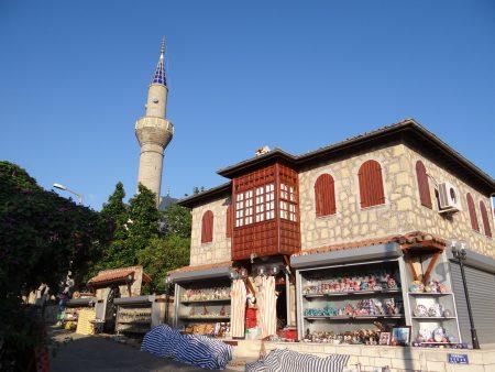 25, Moschee Side
