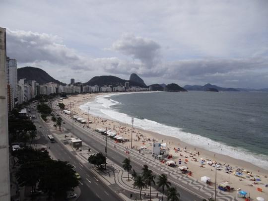 26. Plaja Copacabana