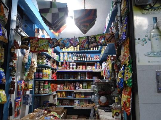 30. Magazin favela