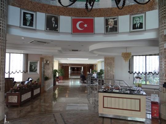 30. Receptie Alba Royal Hotel