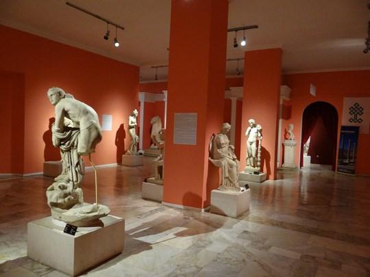 35. Muzeul Arheologic Antalya