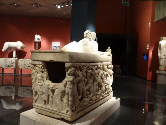 39. Sarcofag Antalya - spart