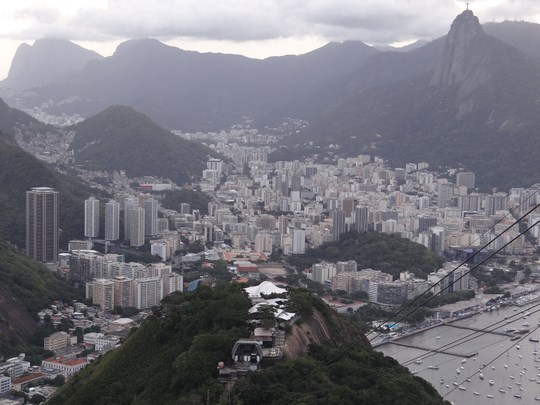 41. Panorama Rio de Janeiro - Pao de Acucar