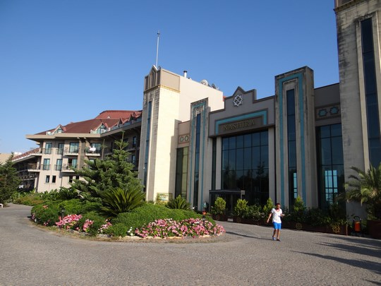 42. Hotel Nashira Antalya