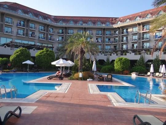 45. Nashira Hotel - Side