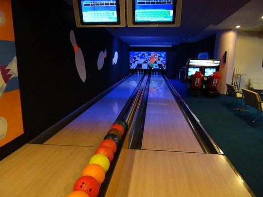 49. Bowling in Antalya