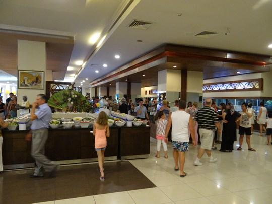 50. Restaurant - hotel Nashira