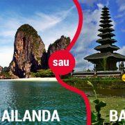 Thailanda Vs. Bali