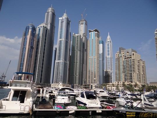 01. Dubai Marina