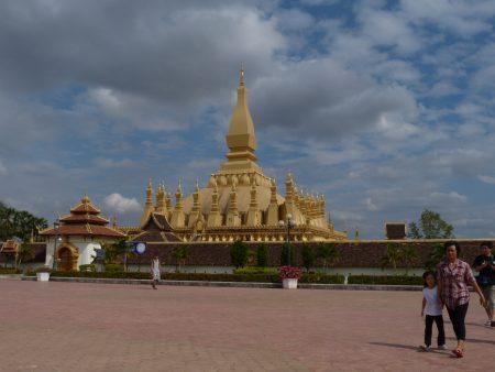 01. Templu Vientiane