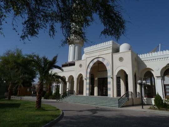 02. Moschee Aqaba