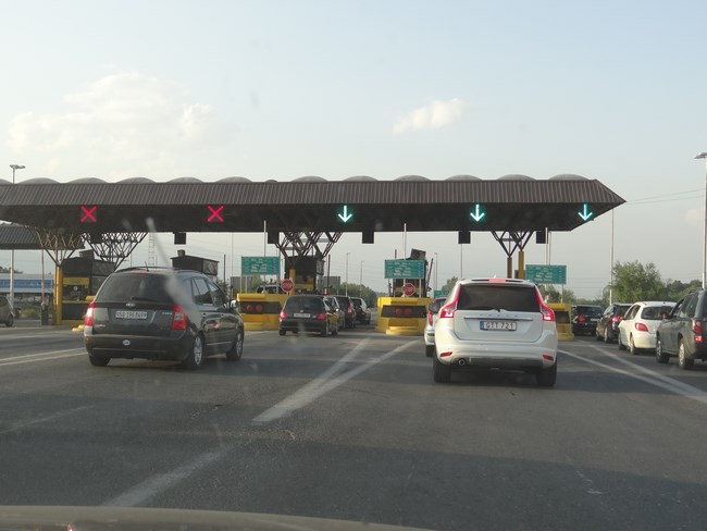 03, Toll Tax - Macedonia