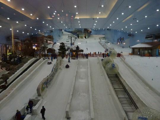 03. Ski Dubai