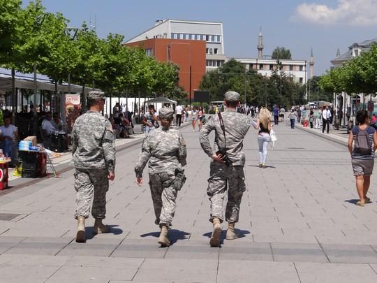03. Trupe americane in Kosovo