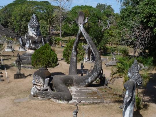 04. Buddha Park Laos