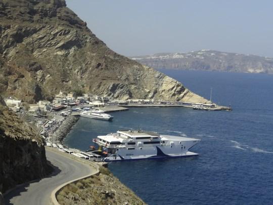 04. Portul Santorini