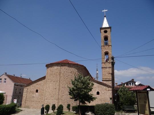 05. Biserica catolica - Prizren