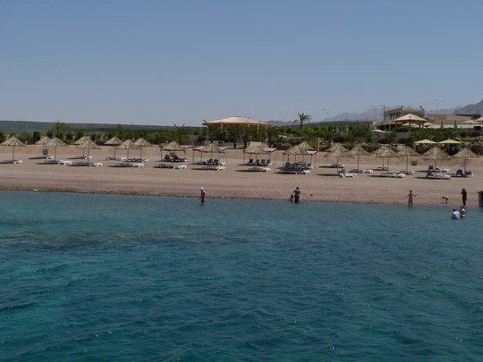 05. Plaja privata Aqaba