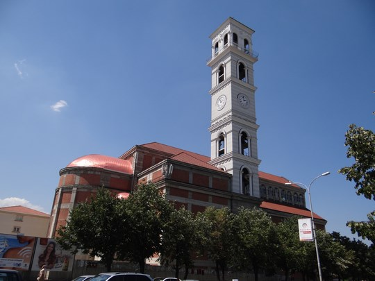 06. Catedrala catolica Pristina