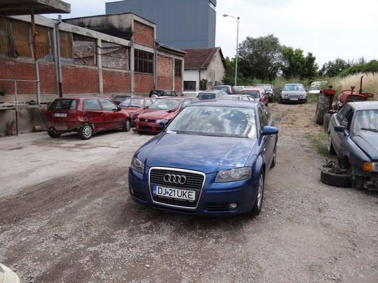 07. Masina ridicata in Kosovo