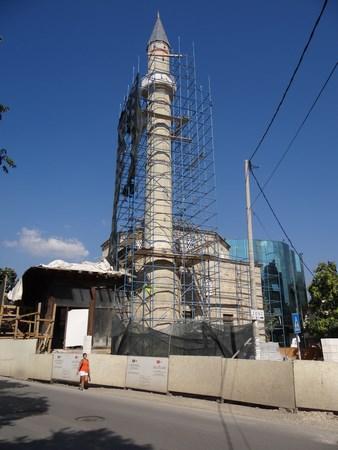 07. Moschee reconstructie Pristina