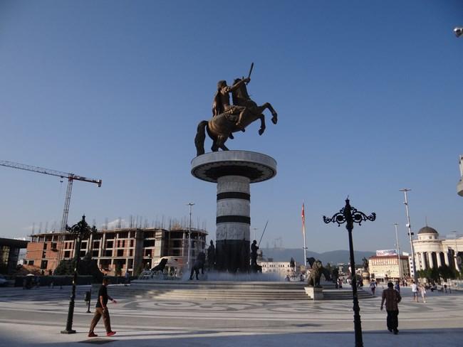 07. Statuia lui Alexandru Macedon