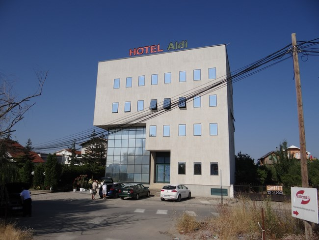 08. Hotel Aldi - Pristina