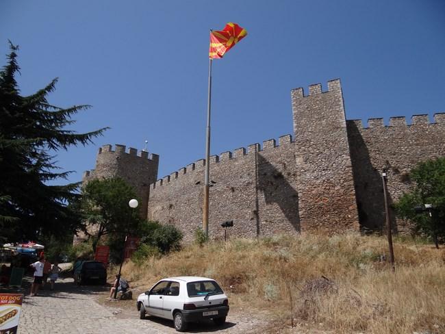 09. Cetatea Ohrid