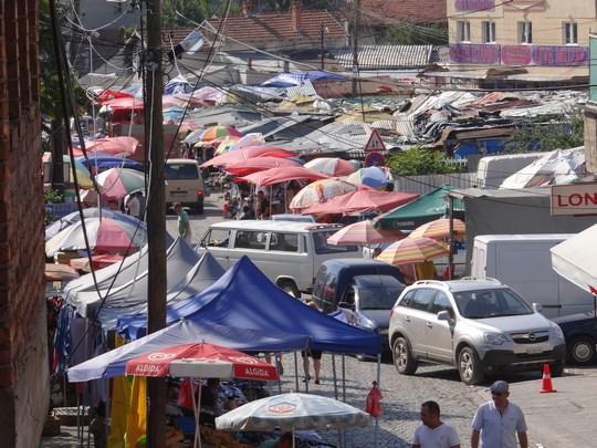 10. Bazar Pristina