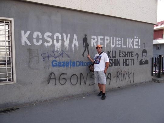 10. Kosovo independent