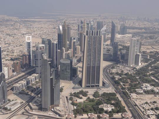 11. Downtown Dubai