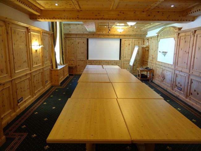 11. Sala de conferinte Binderbubi