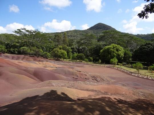 12. Pamanturi colorate - Mauritius