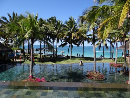 13. Hotel in Mauritius