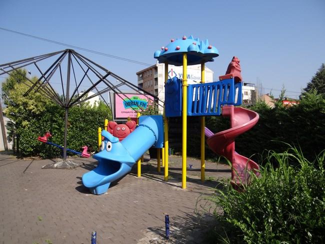 14. Loc de joaca pentru copii