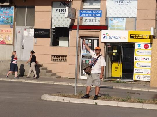 14. Strada George Bush - Pristina