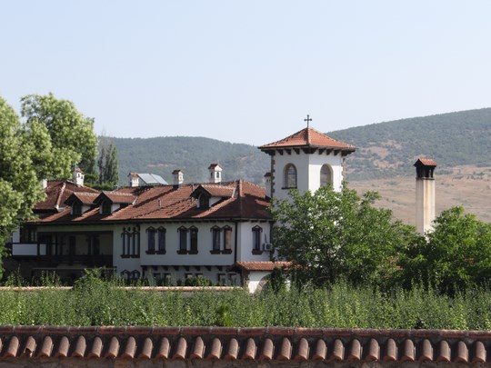 17. Manastirea Gracanica