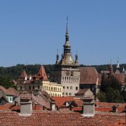 18 Turn Sighisoara