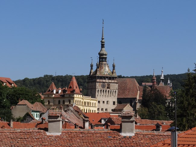 18, Turn Sighisoara