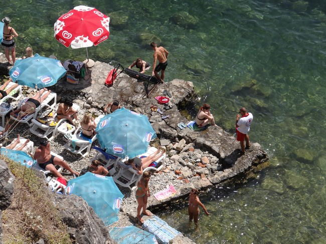 18. Plaja Ohrid