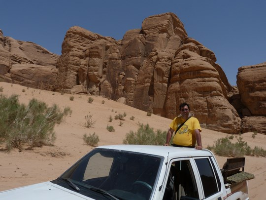 19. Jeep safari - Wadi Rum