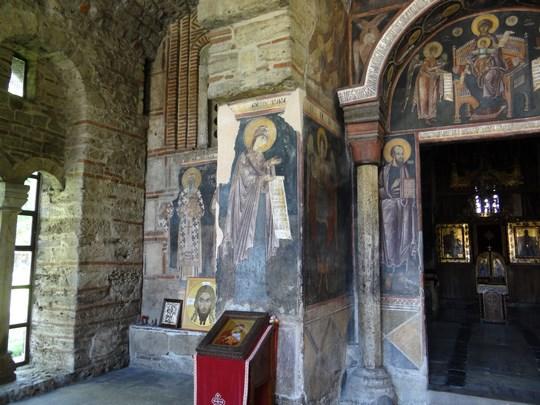 19. Picturi murale - Gracanica