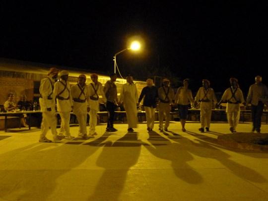 22. Dansuri beduine
