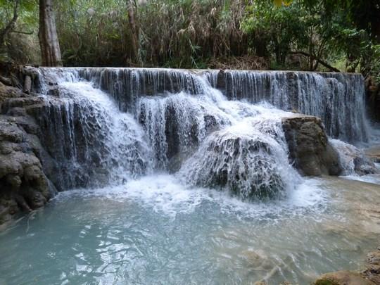 23. Cascada Luang Prabang