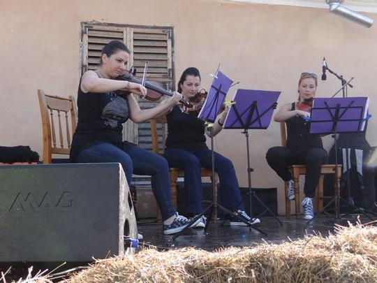 23. Quartet fete