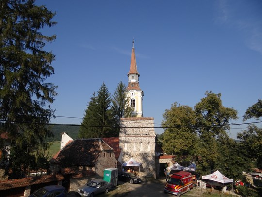 24. Biserica fortificata Crit
