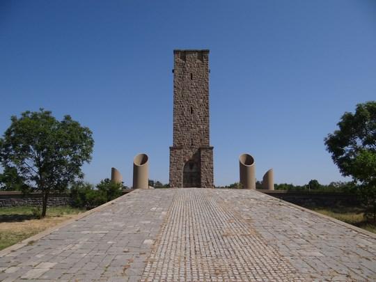 24. Gazimestan monument